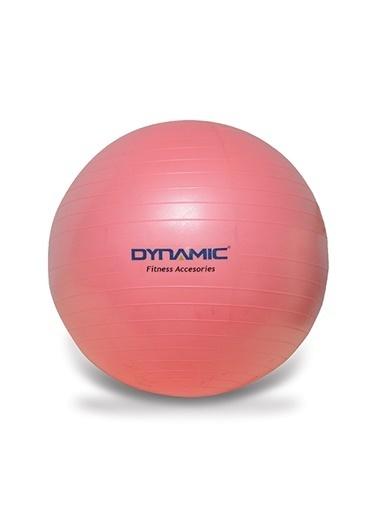 Dynamic Dynamic 55C042 Şişirme Aparatlı Patlamaz 55 Cm Fitness Topu Pembe